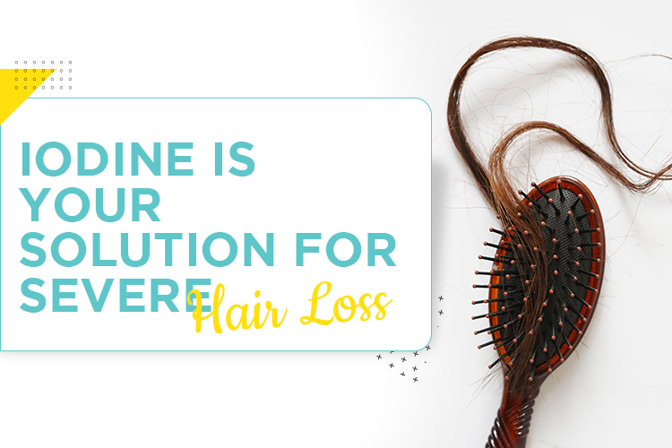 Severe Hair Loss? Take Iodine-rich Sea Moss Now