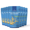 Raw Organic Wildcrafted Irish Seamoss 4 oz - 7 Pack